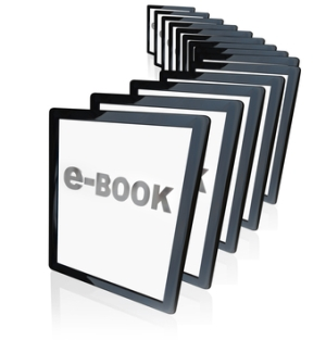 e-Books Tablet Readers New Technology Growing in Popularity