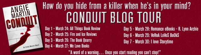 Conduit Blog Tour banner