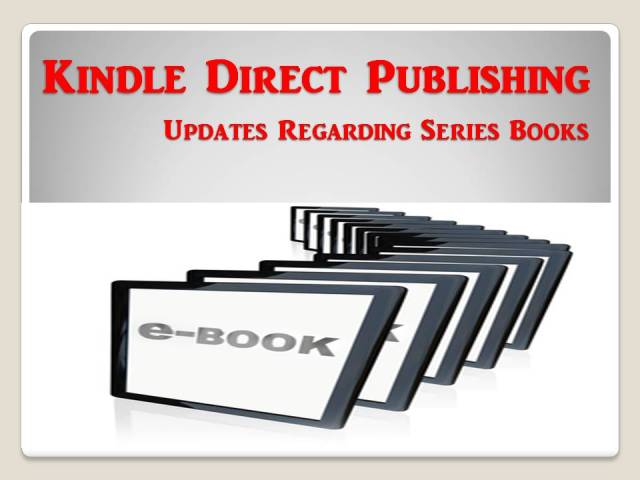 Kindle Direct Publishing