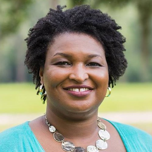 Author and Politician Stacey Abrams Selena Montgomery
